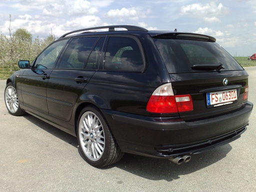 330i Touring E46 Facelift