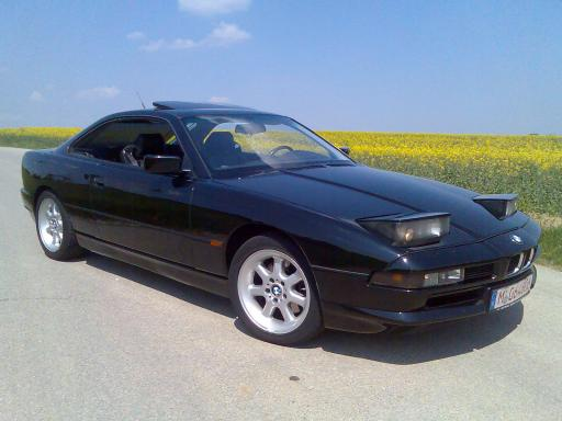 850Ci Steptronic E31