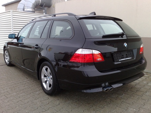 525d Touring E61 Facelift